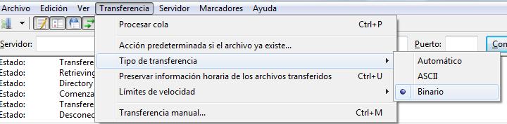 filezilla_configuracion_transferencia