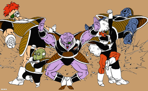 Ginyu_force_by_wafia